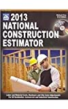 National Construction Estimator 2013 (National Construction Estimator (W/CD)), Richard Pray, 1572182792