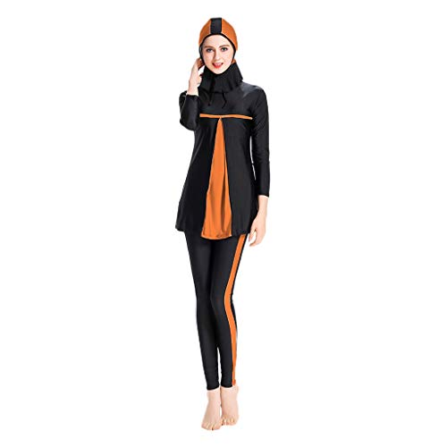KASAAS Muslim Bathing Suits for Women Plus Size,