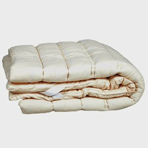 Sleep and Beyond Washable Wool Filled Mattress Pads 1/2'' - King by Sleep & Beyond