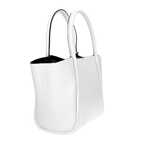 Bianco Donna A Ae17bt214p009 Fornarina Borsa Mano xwqSnpX