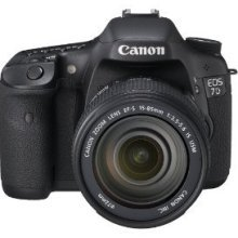 Canon EOS 7D 18 MP CMOS Digital SLR Camera with 18-135mm f/3.5-5.6 IS UD Lens (discontinued by manufacturer)