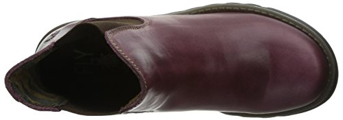 Boots Women Chelsea Purple Fly Purple Salv London FSqIBI