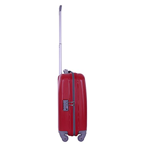 Bric's Laptop-Trolley, Rosso (rot) - BVQ09089.190
