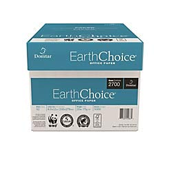 - Domtar EarthChoice Office Paper (DMR2700)