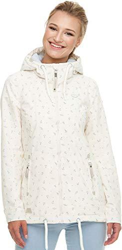 Veste Blanc W Anchors Ragwear Zuzka qwB0nt