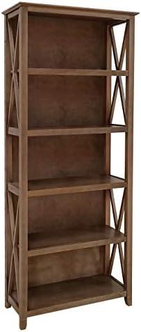 Amazon Brand Stone Beam 5-Shelf Bookcase Review