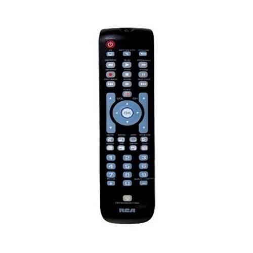 RCA RCRN03BR Universal Remote Control - For TV Satellite Box Cable Box DVD Player VCR by RCA (Rca Remote Control Tv)