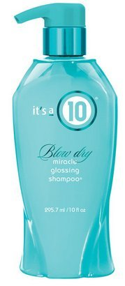 It's A 10 Blow Dry Miracle Glossing Shampoo, 10 Ounce