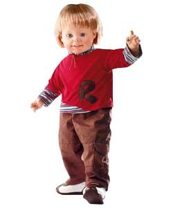 Roby My Little Brother Doll 3520604 Amazon Co Uk