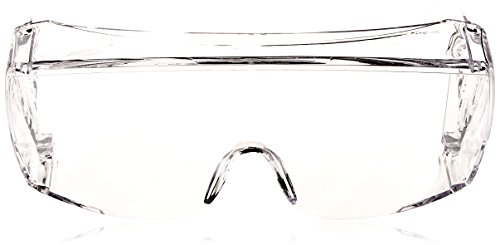 a1074c25a8 SEPTLS1359810XL - Mcr Safety Crews Yukon XL Protective Eyewear - 9810XL - -  Amazon.com
