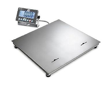 Suelo Báscula con escaneado Autorización Max 3000 kg: S=1 kg: D=1 kg: Amazon.es: Industria, empresas y ciencia