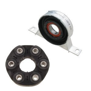- BT25 26127501257/26117511454 Driveshaft Center Support Bearing Flex Joint Disc Kit BMW 3 Series E46 E85