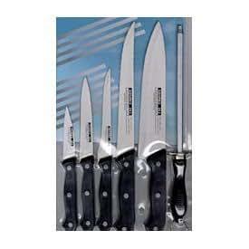 Amazon Com 7 Piece German Style Knife Set By Kuchen