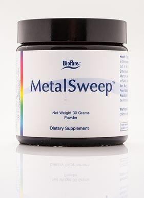 BioPure Metal Sweep (30 grams, powder) by BioPure