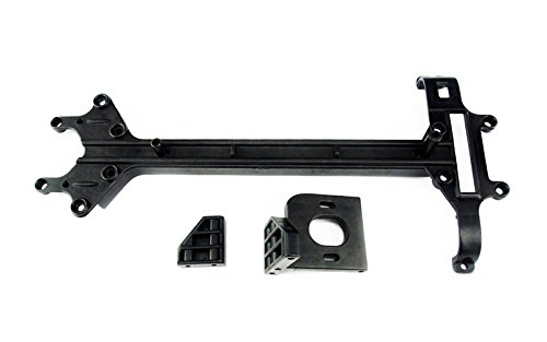 Carisma Automobile 14106 M40S Upper Deck, Chassis Brace Motor Mount (Chassis Brace Mount Set)