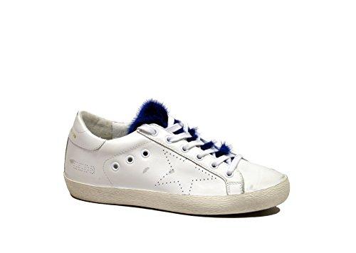 Golden Goose - Zapatillas de gimnasia para mujer Blanco Bianco 36 Bianco