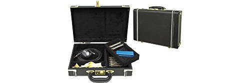 - Musician's Gear Hardshell Harmonica Case Black