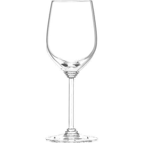 (Riedel Wine Series Crystal Viognier/Chardonnay Wine Glass, Set of 6)