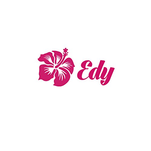 edy-female-name-car-laptop-wall-sticker