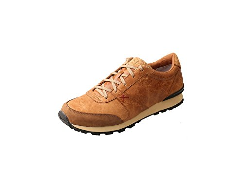 Twisted X Men's Western Athleisure Shoes Tan 13 D