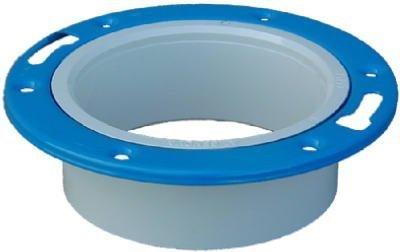 - Genova Products 75155 Closet Flange-Hub Adj (Metal), 4 by Genova