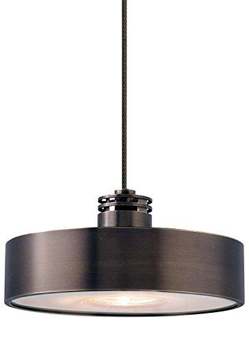 Lbl lighting hs381bz1a50mpt hover low voltage pendant bronze finish