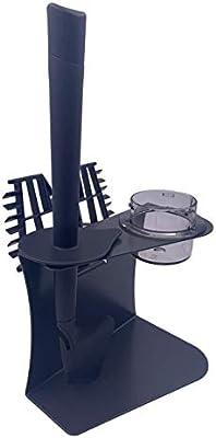Soporte para accesorios para robot de cocina Silvercrest® Monsieur Cuisine Connect Lidl: Amazon.es: Hogar