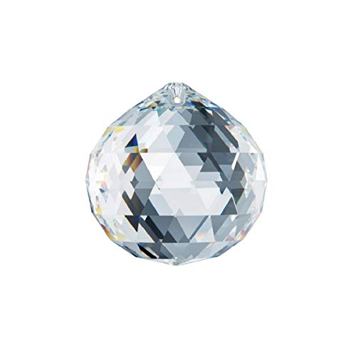 (Swarovski 30mm Strass Clear Crystal Ball Prism 8558-30)