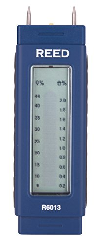 REED Instruments R6013 Pocket Size Moisture Detector by REED Instruments (Image #2)