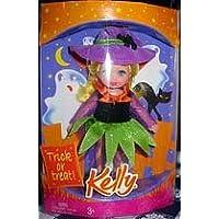 Barbie Kelly Halloween Truco o trato de muñeca Kayla