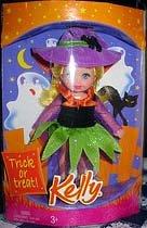 Barbie Kelly Halloween Trick or treat Kayla doll