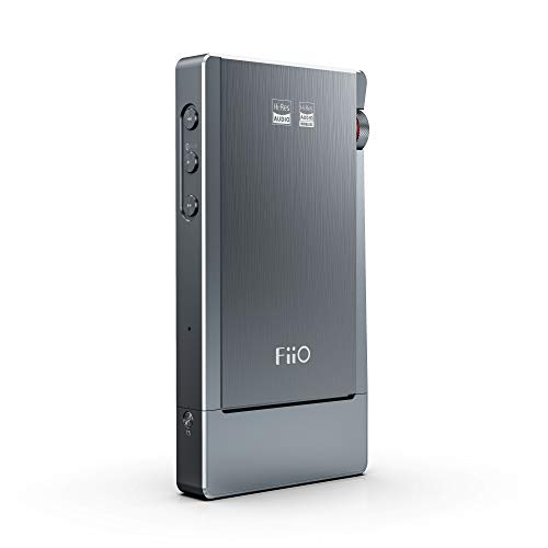 FiiO Q5s Bluetooth 5.0 DSD | 768K/32Bit DAC Amplifier for iPhone, iPod, iPad & Computers with Coaxial/Optical/USB/Line/Bluetooth Input