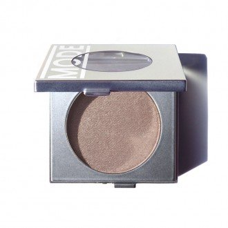Grape Luster Satin (MODE Eyeshadow Absolute, EXTENSION OF THE EGO (Metallic Pearl Rose-Gold Taupe) Natural Pressed Powder Eye Shadow, Potent Color, Exceptional Wear, Pink Peony + Areni Noir Wine Grape Skincare Benefits)