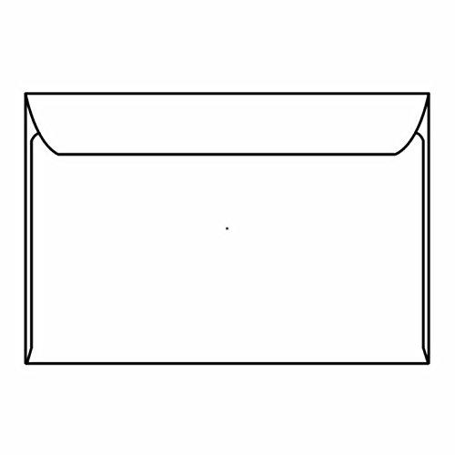 Open Side Booklet Envelopes, 6-1/8