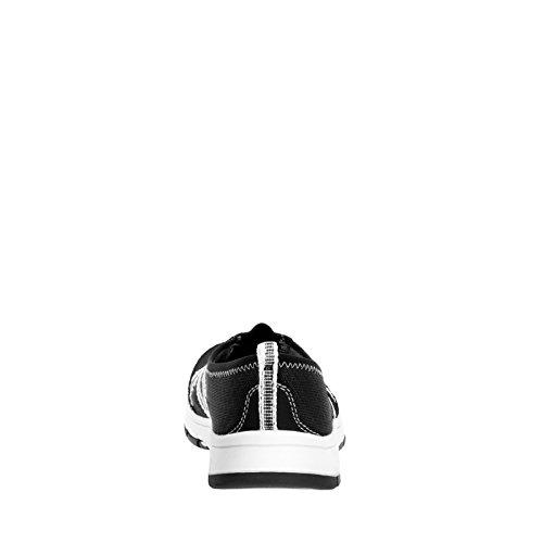 Sneaker Di Moda Da Donna Barbara Easy Black