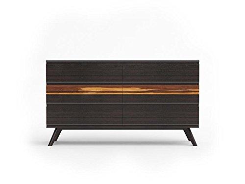 - Bamboo Azara Six Drawer Dresser