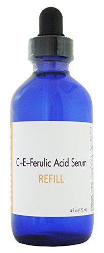 TIMELESS 20% Vitamin C + E FERULIC ACID SERUM XL REFILL 4 ()