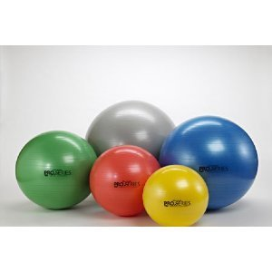Thera-Band Exercise Balls - Pro Series SCP-85cm-Silver