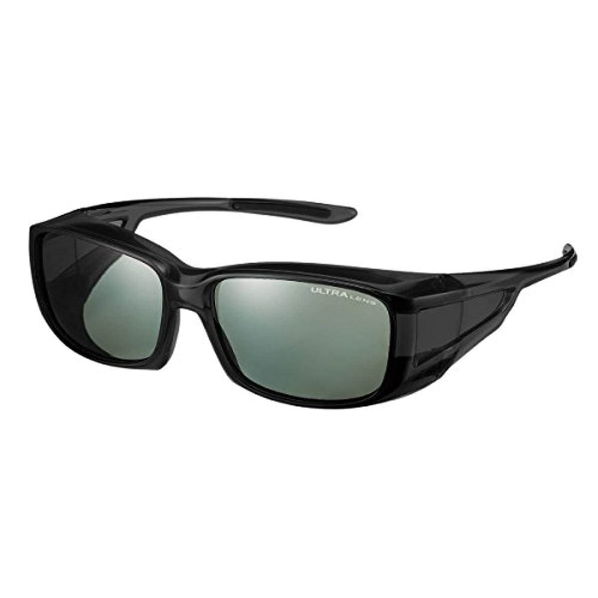 [해외] 【이시키와 료 프로 애용 브랜드】SWANS스완스 썬글라스 안경의 위로부터 건걸친 over글래스 OG4