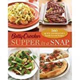 Betty Crocker Supper in a Snap, Betty Crocker, 1609610261