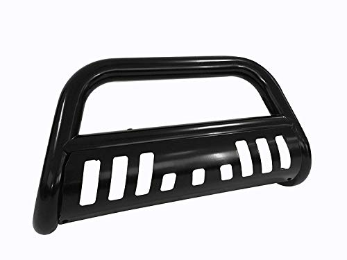 - Span Bull Bar Skid Plate Front Push Bumper Grille Guard Carbon Steel Black for 1994-2001 Dodge Ram 1500 1994-2002 Dodge Ram 2500 3500
