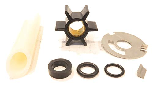 - The ROP Shop   Water Pump Kit for 7.5HP Mercury 4851693, 5226934, 7028598, 7111897