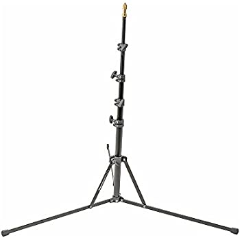 Manfrotto 5001B 74-Inch Nano Stand Replaces Manfrotto 001B - Black
