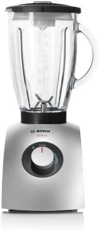 Bosch MMB2001 - Batidora de vaso, 600 W, jarra de vidrio, 1,75 ...