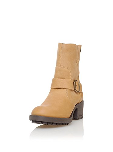Femmes Banda Taille Taupe Sandales Sandales Mode Mode Mtng Banda Beige xFFXqTU