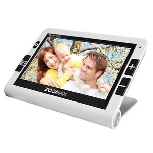 Zoomax Snow 7 Portable Video Magnifier