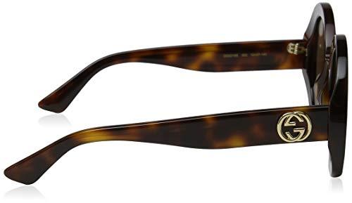 67484d98a328 Gucci GG 0107 S- 002 GOLD/ORANGE Sunglasses   Weshop Vietnam