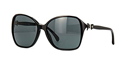 Gafas de Sol Chanel CH5205 BLACK/GRAY: Amazon.es: Ropa y ...