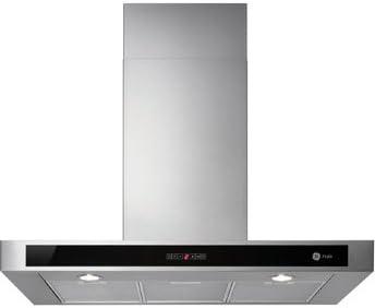 General Electric Profile cgp9010i Campana extractora pared acero inoxidable 90 cm 4 niveles 800 M3/H: Amazon.es: Grandes electrodomésticos