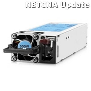 754377-001 HP 500W Flex Slot Platinum Power Supply Compatible Product by NETCNA by NETCNA